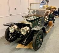 Rolls-Royce 40/50 Silver Ghost 1913