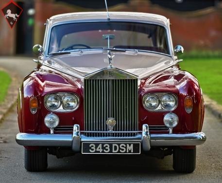 Rolls-Royce Silver Cloud SIII 1963