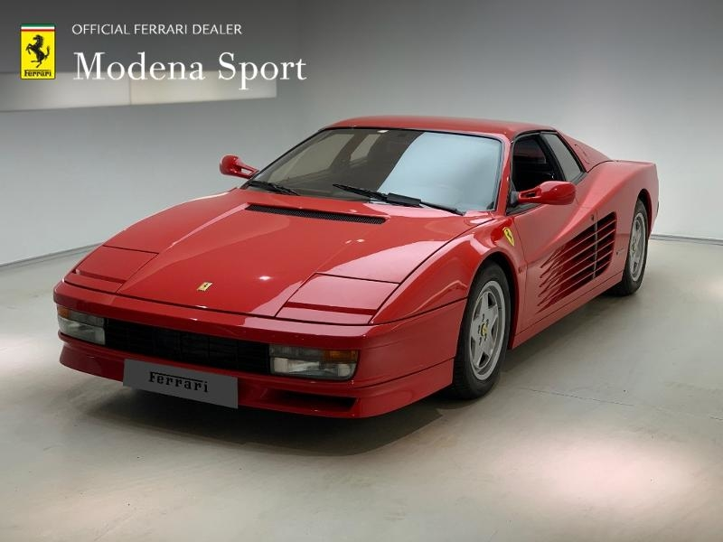 1992 Ferrari Testarossa Is Listed Sold On Classicdigest In Balma By Auto Dealer For 109900 Classicdigest Com
