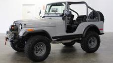 Jeep CJ5 1974
