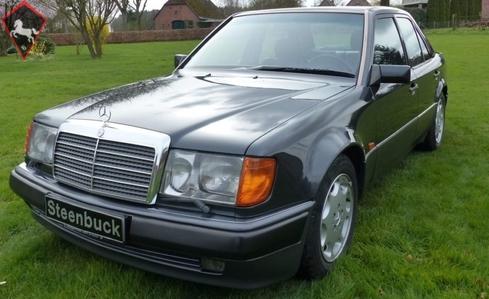 Mercedes-Benz 500 w124 1991