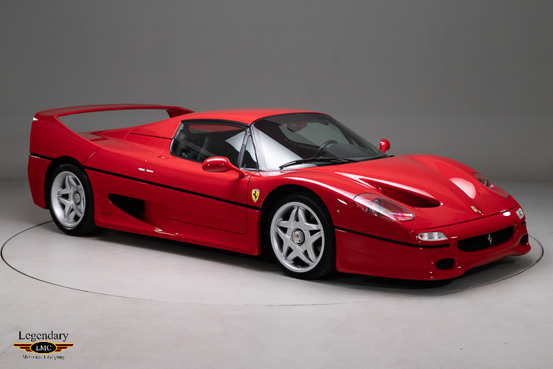 1995 Ferrari F50 Is Listed For Sale On Classicdigest In Georgetown By Legendary Motorcar Company Ltd For Not Priced Classicdigest Com