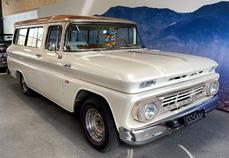 Chevrolet Suburban 1962