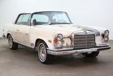 Mercedes-Benz 280SE Coupé  w111