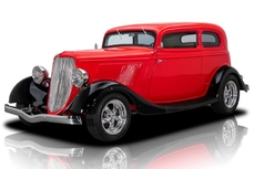 Ford De Luxe 1933