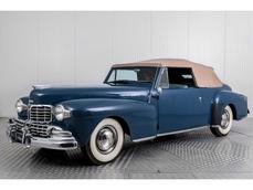 Lincoln Continental 1948