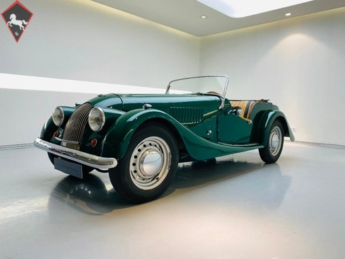Morgan Plus 4 1957