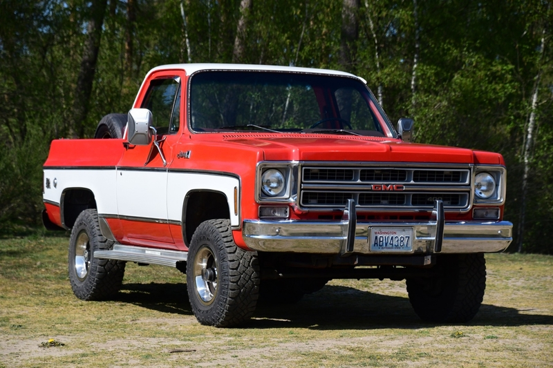 1976 Gmc Jimmy Is Listed Sold On Classicdigest In Herkenbosch By Stuurman Classic Cars For 14500 Classicdigest Com