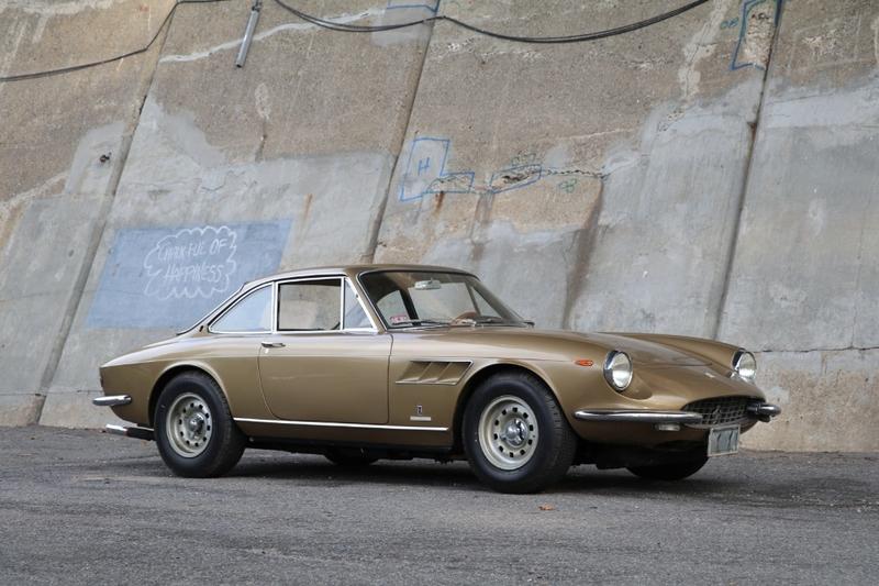 1967 Ferrari 330 Gtc Is Listed Verkauft On Classicdigest In Astoria By Gullwing Motor For 567500 Classicdigest Com