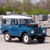 Land Rover Series III 1973