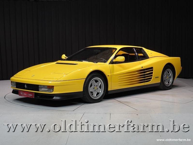 1990 Ferrari Testarossa Is Listed Sold On Classicdigest In Aalter By Oldtimerfarm Dealer For 110000 Classicdigest Com
