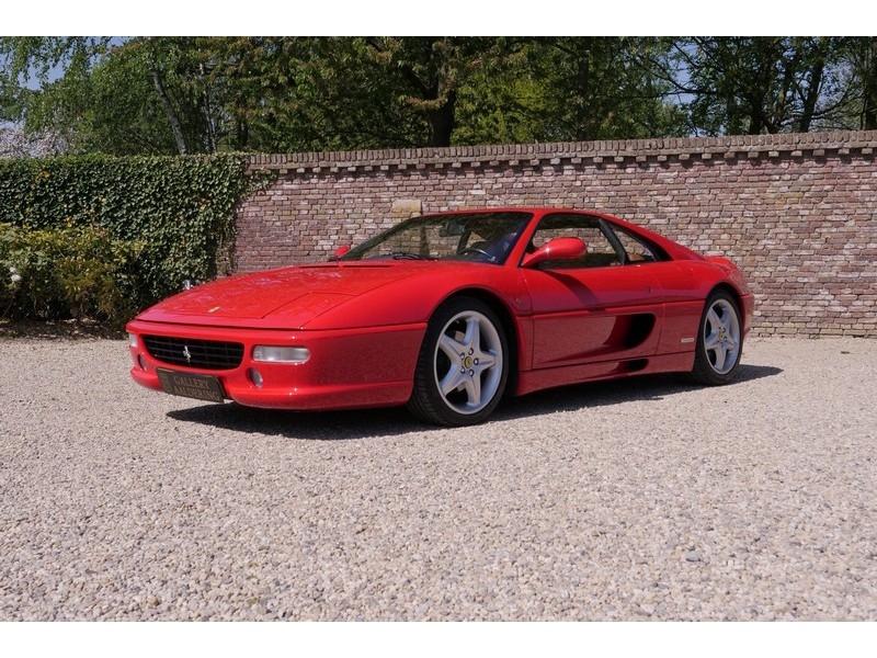 1997 Ferrari F355 Is Listed Zu Verkaufen On Classicdigest In Brummen By The Gallery For 79500 Classicdigest Com