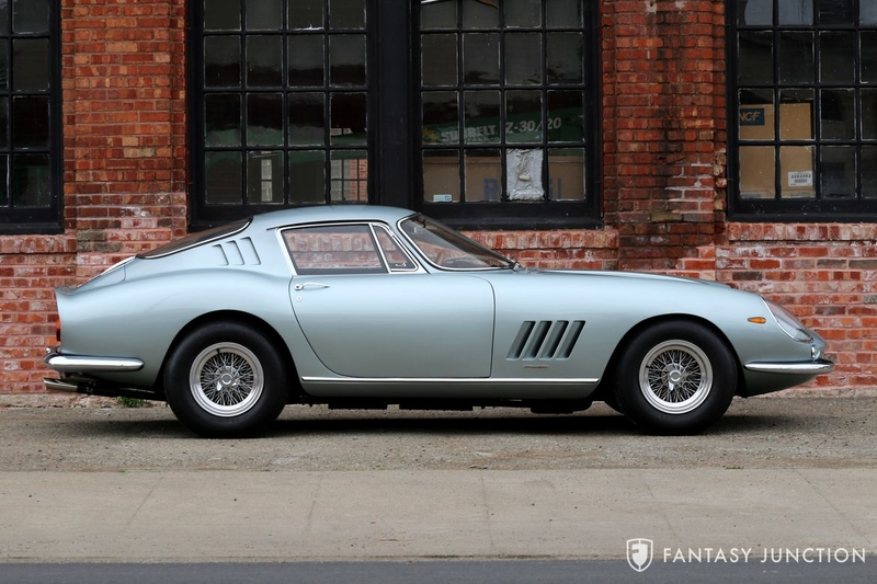 1967 Ferrari 275 Gtb Is Listed Sold On Classicdigest In Emeryville By Fantasy Junction For Not Priced Classicdigest Com