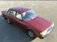 Volvo 244 1983