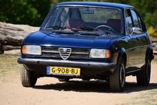 Alfa Romeo Alfasud 1979
