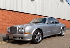Bentley Continental 2000