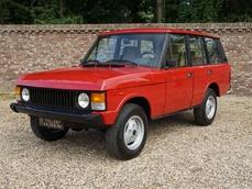 Land Rover Range Rover 1983