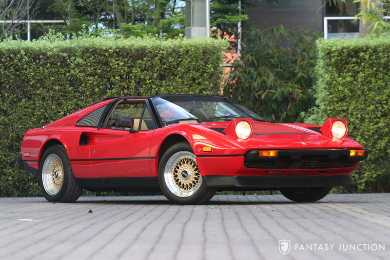 1983 Ferrari 308 Gts Is Listed Verkauft On Classicdigest In Emeryville By Fantasy Junction For 65000 Classicdigest Com
