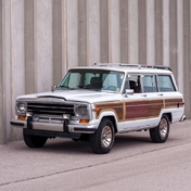 Jeep Grand Wagoneer 1990