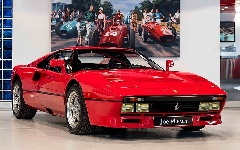 1985 Ferrari 288 Gto Is Listed Verkauft On Classicdigest In London By Auto Dealer For Preis Nicht Verfügbar Classicdigest Com