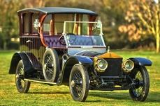 Rolls-Royce 40/50 Silver Ghost 1911
