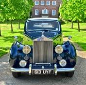 Rolls-Royce Silver Dawn 1955