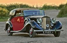 Rolls-Royce Wraith 1938