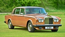 Rolls-Royce Silver Wraith 1980