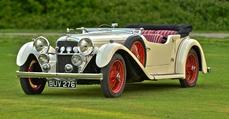 Alvis Speed 20 1934