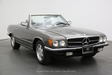 Mercedes-Benz 500SL w107 1982