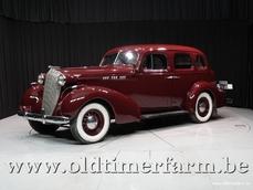 Oldsmobile L34 1936