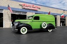 Chevrolet Panel Van 1946
