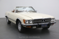Mercedes-Benz 350SL w107 1972