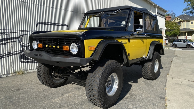 1970 Ford Bronco Is Listed Sold On Classicdigest In Pleasanton By Specialty Sales For 38490 Classicdigest Com
