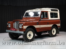 Land Rover Series III 1982