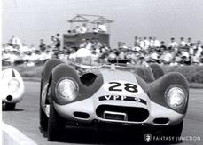 "Lister -Jaguar ""Knobbly"" 1958"