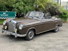 Mercedes-Benz 220s/SE Cabriolet Ponton 1956