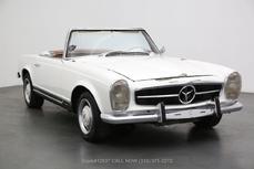 Mercedes-Benz 230SL w113 1966
