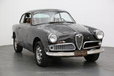 Alfa Romeo Giulietta 1961
