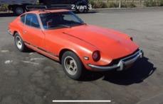 Datsun 240 1972