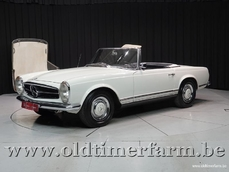 Mercedes-Benz 230SL w113 1963