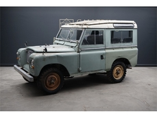 Land Rover Series III 1974