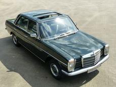Mercedes-Benz 240 w115 1974