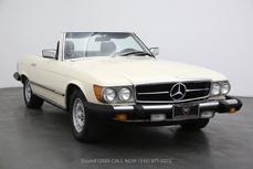 Mercedes-Benz 380SL w107 1985