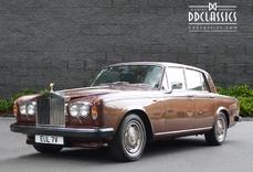 Rolls-Royce Silver Shadow 1980