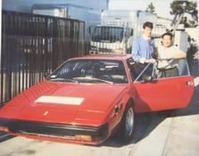 Ferrari 308 GT4 Dino 1978