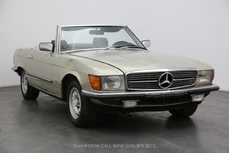 Mercedes-Benz 500SL w107 1981