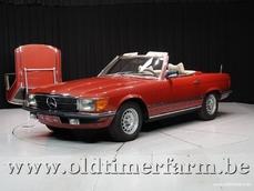 Mercedes-Benz 280SL w113 1976