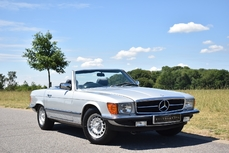 Mercedes-Benz 500SL w107 1984