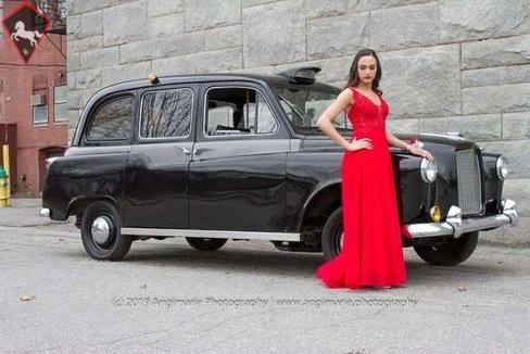 Austin FX3 Taxicab 1964